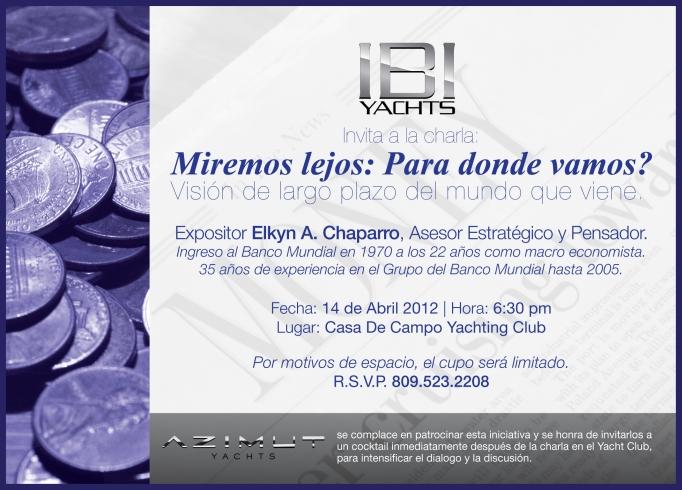 Invitacion Charla Economia Abril 2012