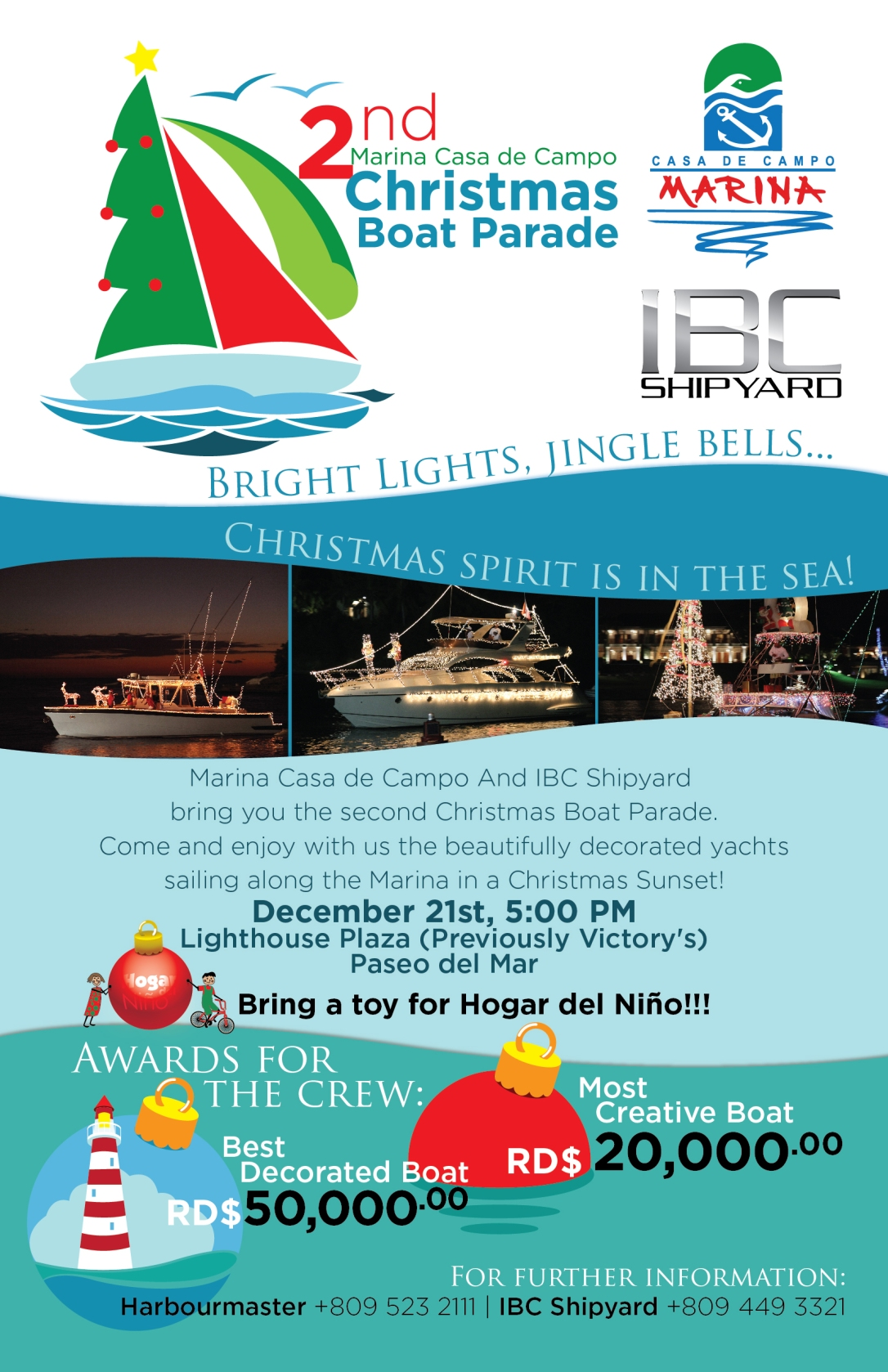 Flyer boat parade 2012-Ingles