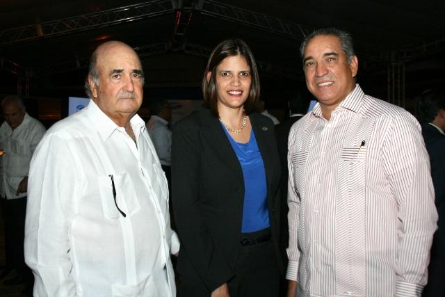 Juan José Arteaga, Anna Krohn y Francisco Concepción