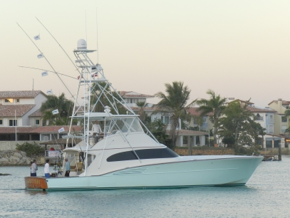Ambush 6/9 on Blue Marlin. March 25th.
