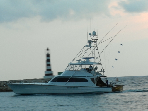 Impulse 4/8 on Blue Marlin. May 06th.