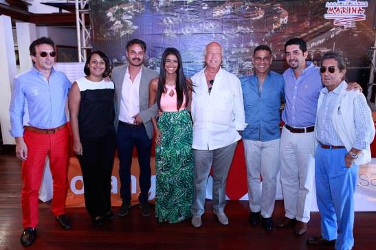 1.-Joan Giacinti, Sumaya Cordero, Frank Perozo, Evelina Rodriguez, Sergio Gobbi, Cesar Rodriguez, Leo Proaño y Piero Yacosa.jpg