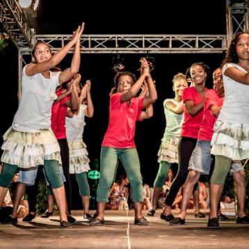 Cierre del Evento-Show de los Niños del Orfanato