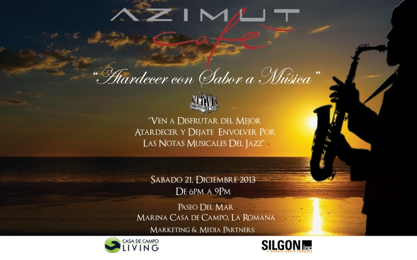 Sunset Jazz-Azimut Cafe Diciembre 21,2013
