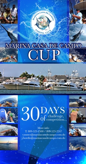 Marina Casa de Campo Cup. March-April 2015