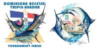 Arte DOMINICAN BILLFISH TRIPLE-HEADER 2