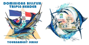 Arte DOMINICAN BILLFISH TRIPLE-HEADER 2