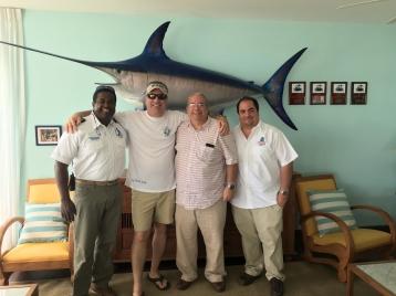 Capt. Hollywood Visits MCDC During the 2016 Season